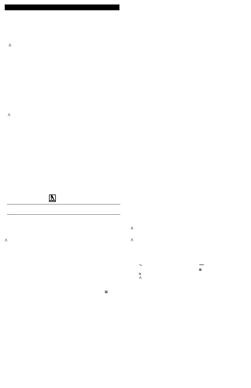 Manual de instrucciones | Black & Decker Fire Storm FS6500AG User Manual |  Page 4 /