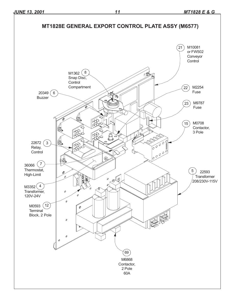 blodgett conveyor oven replacement parts mt1828e user manual