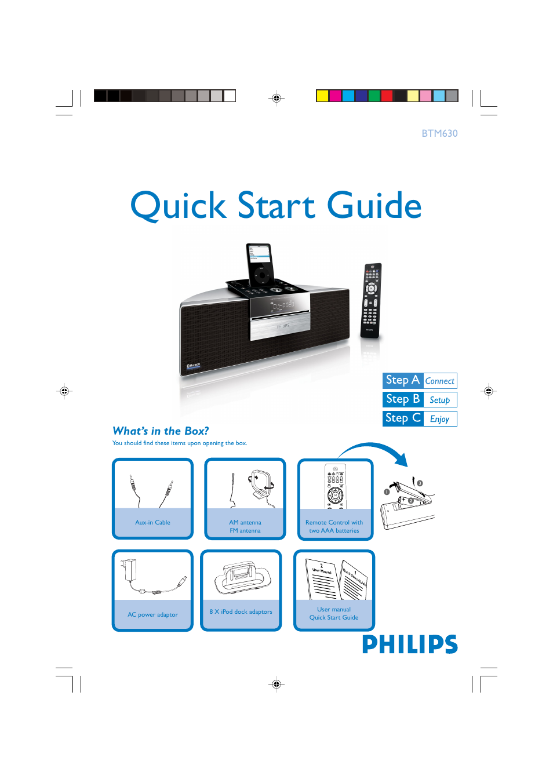 philips btm630 37b user manual 4 pages also for micro hi fi rh manualsdir com