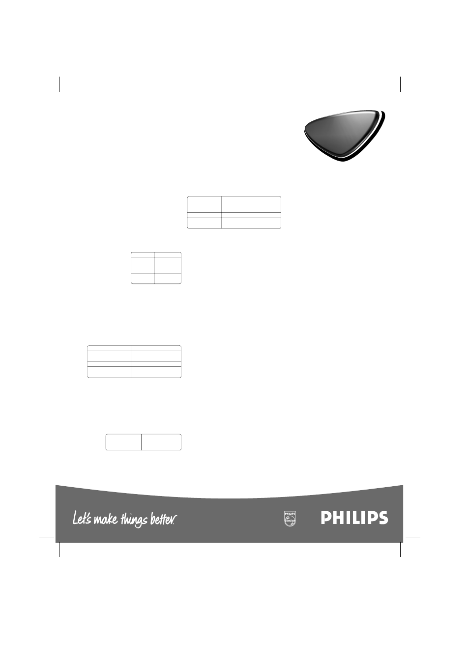 Dvd-video player | Philips DVD953AT User Manual | Page 2 / 2