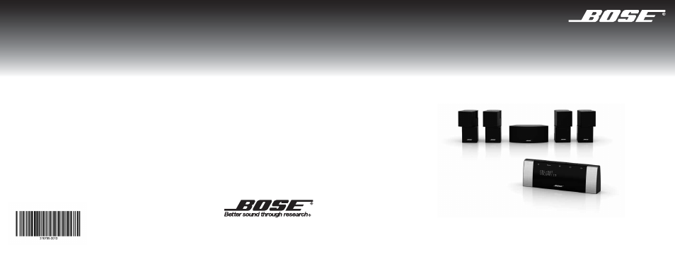 bose lifestyle v30 user manual 208 pages rh manualsdir com Bose Lifestyle 28 Bose Lifestyle V2.0