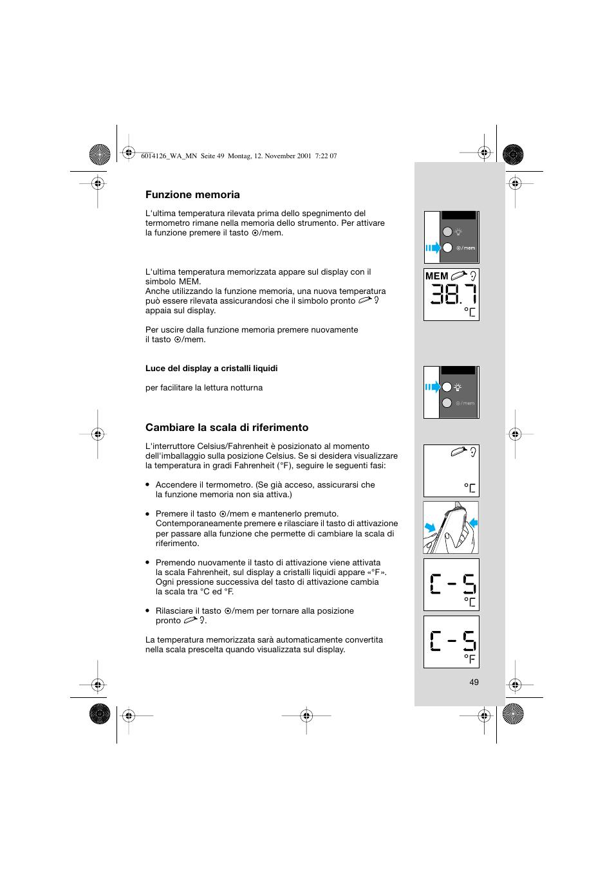 cambiare la scala di riferimento braun thermoscan pro3000 user rh manualsdir com braun thermoscan 7 user manual braun thermoscan 6026 user manual