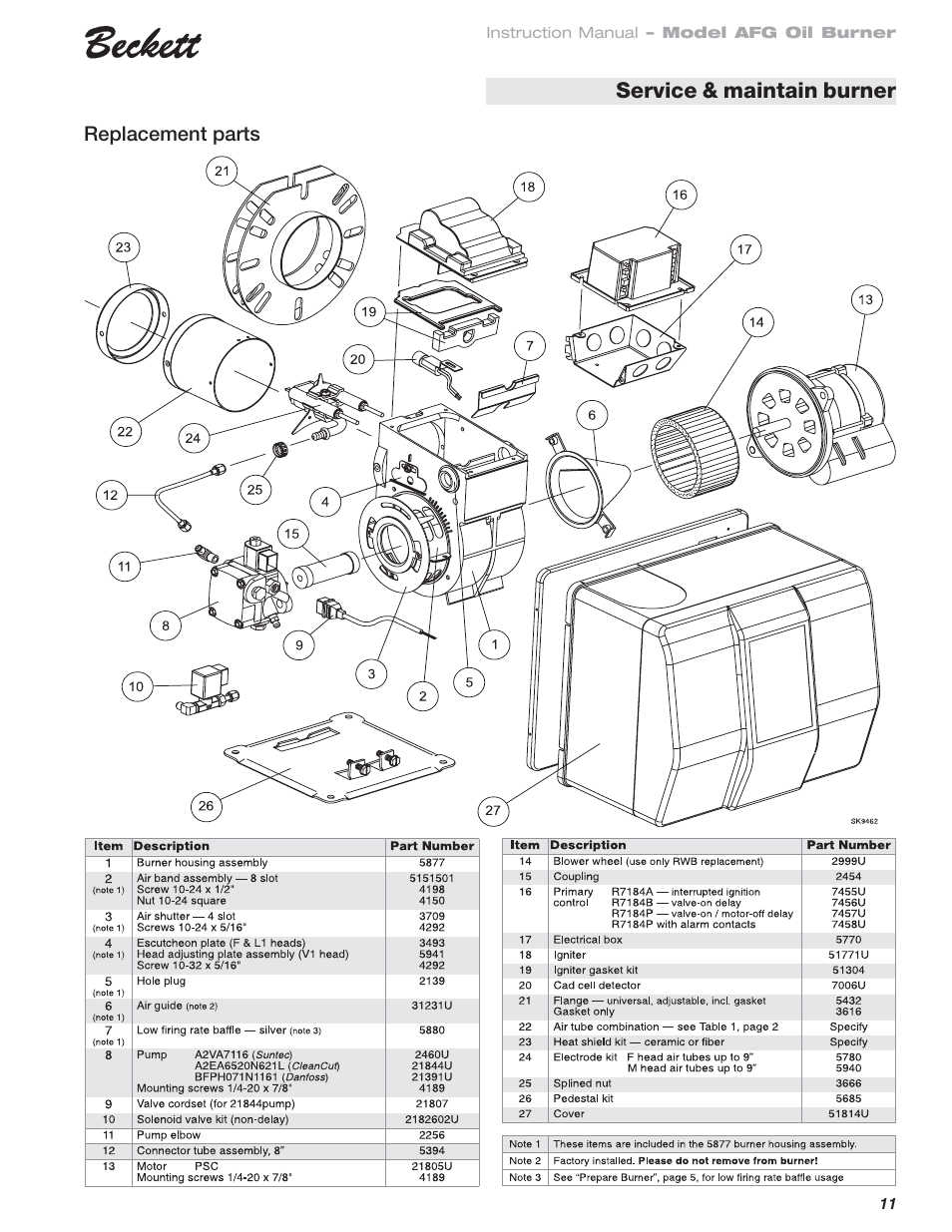 Honeywell Beckett Oil Burner Wiring Diagram from www.manualsdir.com