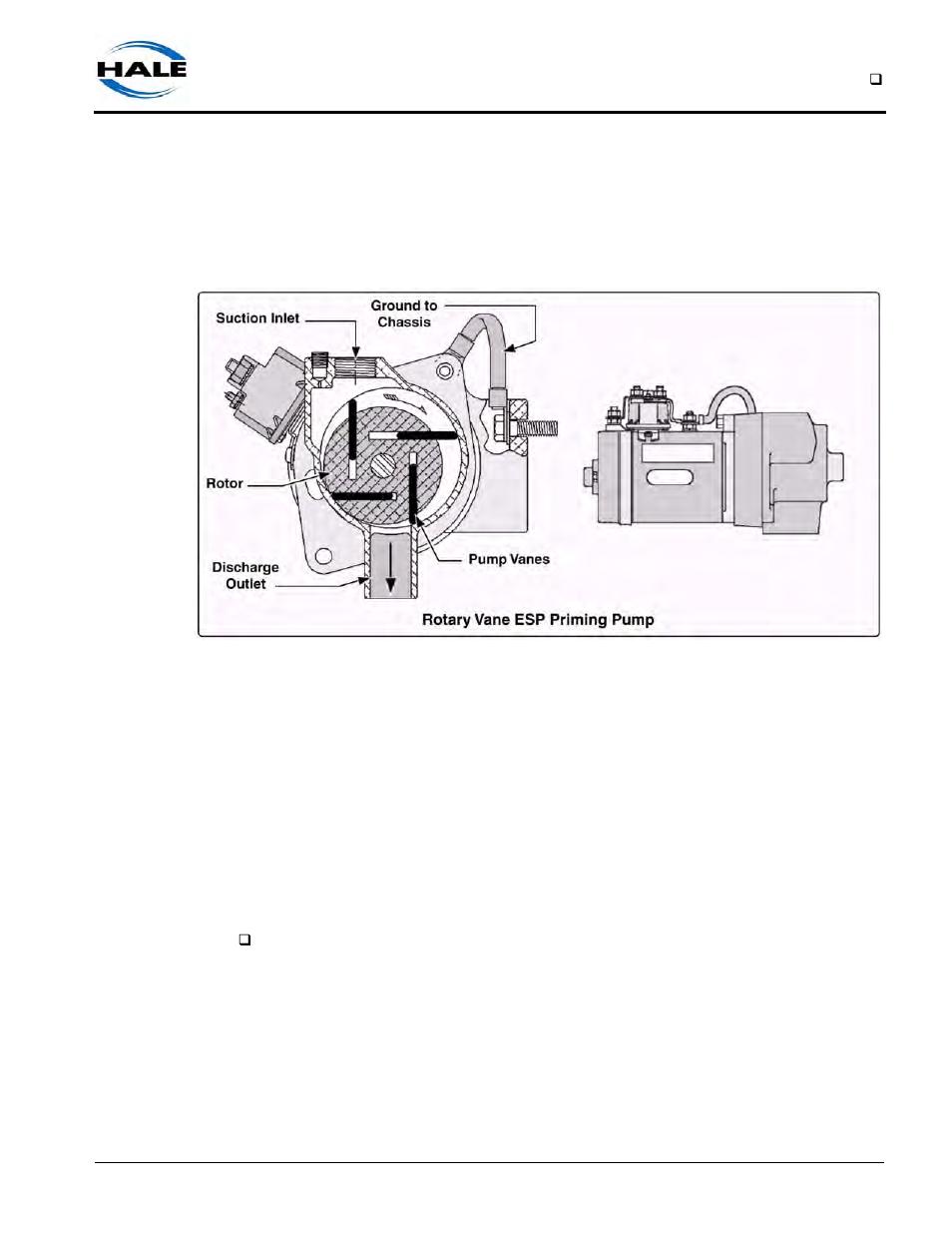 4 priming systems figure 3 5 rotary vane esp priming pump priming rh  manualsdir com Hale