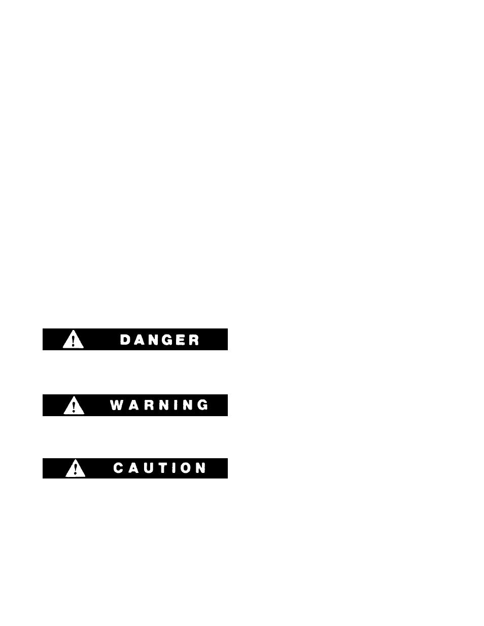 Safety highlights | Gradall 534B (9103-1380) Operation Manual User Manual |  Page 5 / 34