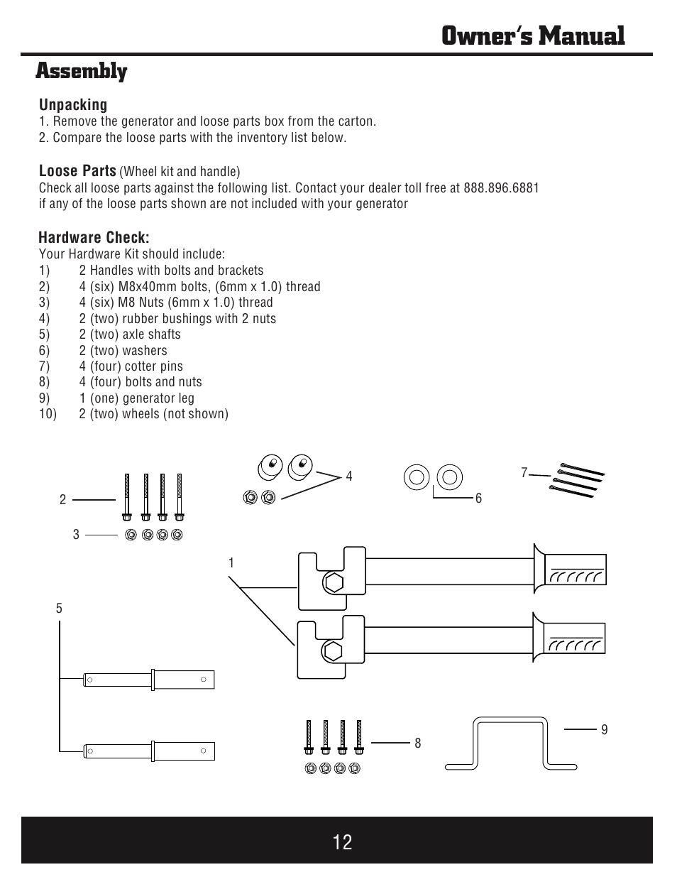 owner s manual assembly steele products sp gg900e user manual rh manualsdir com Manuals for Navepoint 15U Assembly Assembly Instruction Manuals