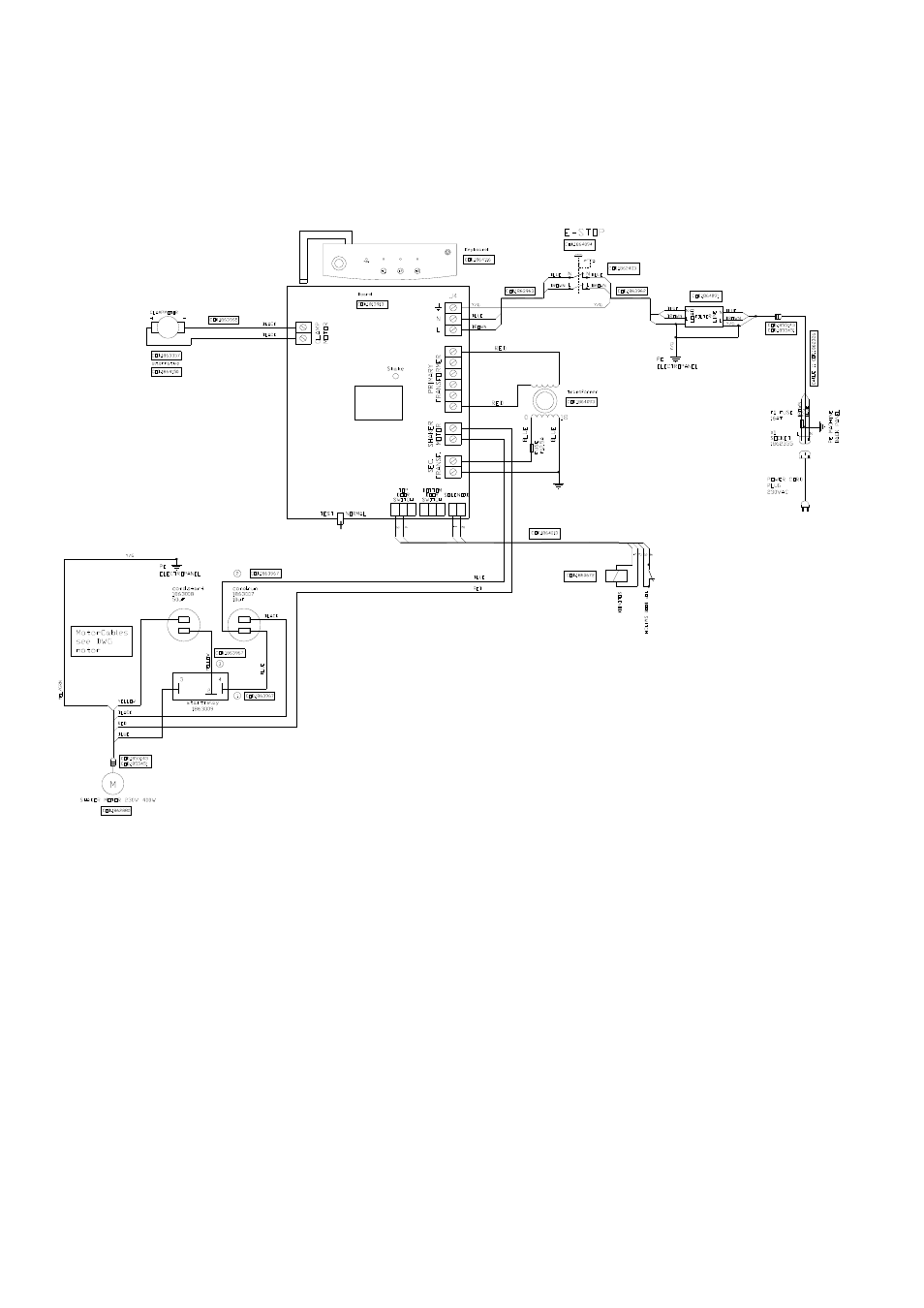electrical wiring diagram | fast & fluid sk350 user manual | page 17 / 19