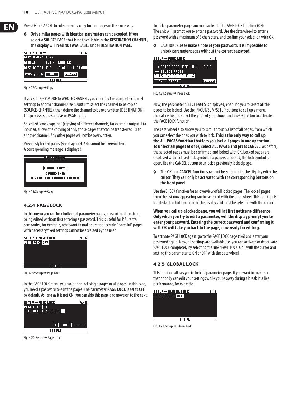 behringer ultradrive pro dcx2496 user manual page 10 35 rh manualsdir com Behringer DCX2496 SPDIF Out Behringer 2496 Mods
