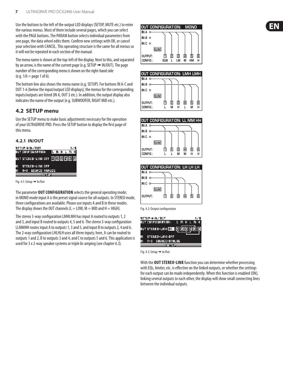 behringer ultradrive pro dcx2496 user manual page 7 35 rh manualsdir com Behringer 2496 Mods Behringer Ultradrive Pro DCX2496 Manual