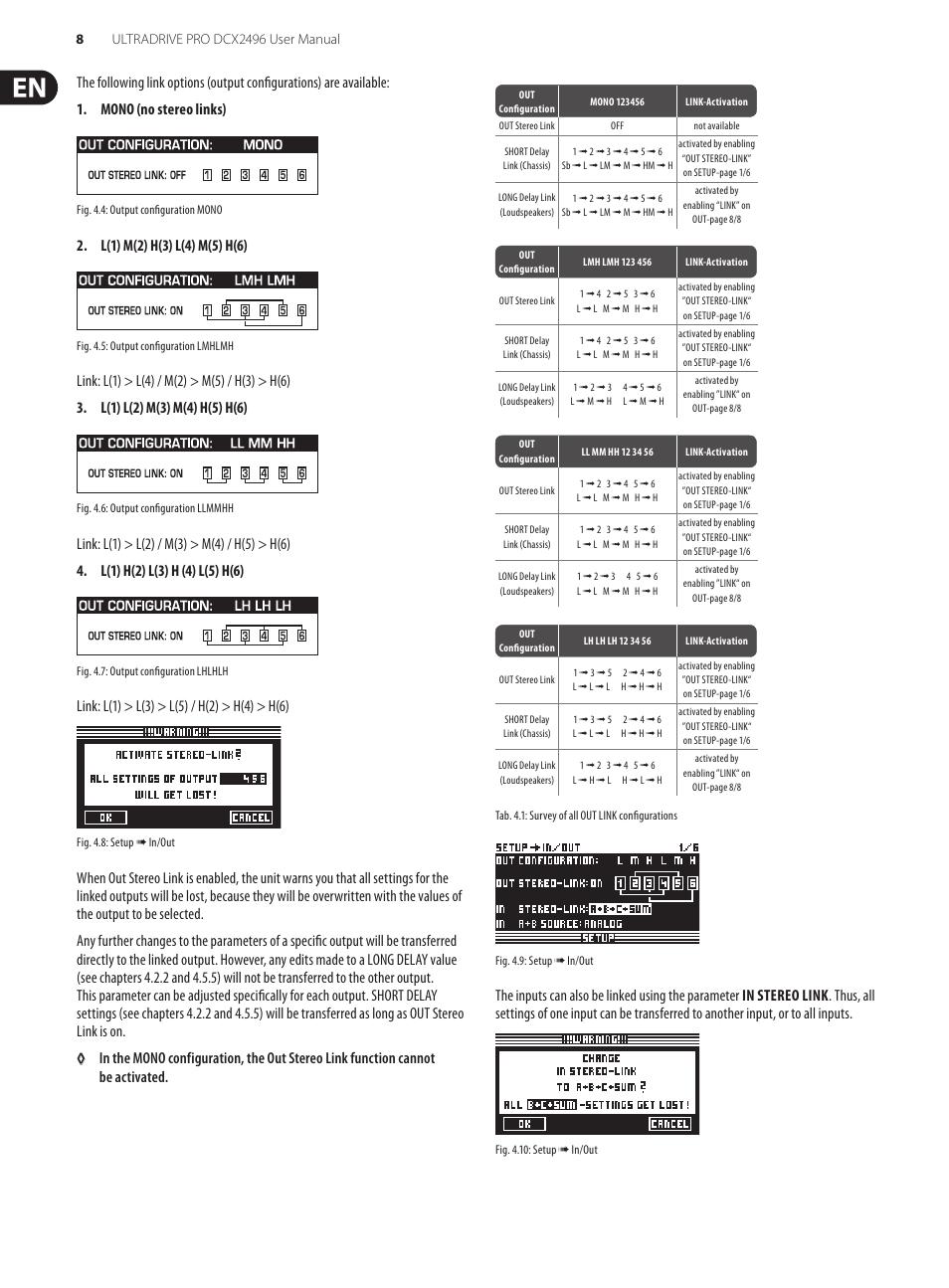behringer ultradrive pro dcx2496 user manual page 8 35 rh manualsdir com Behringer Digital Crossover Behringer 2496 Mods