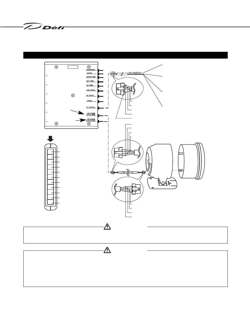 Installation Diagram For Installation Personnel   Caution  Warning
