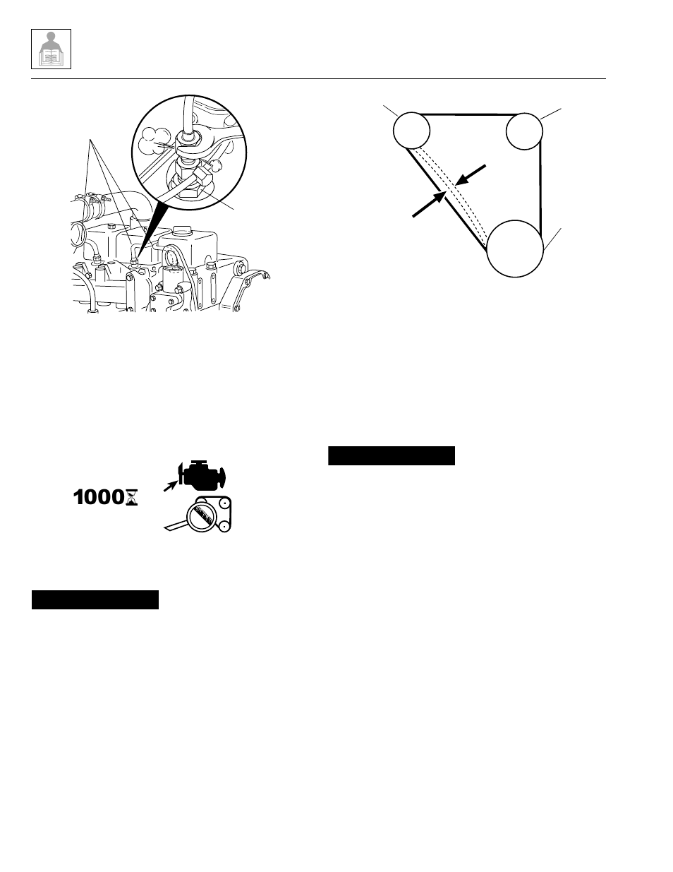 Engine Fan Belt 28 Lt See 2128 Skytrak 3606 Service Manual Diagram