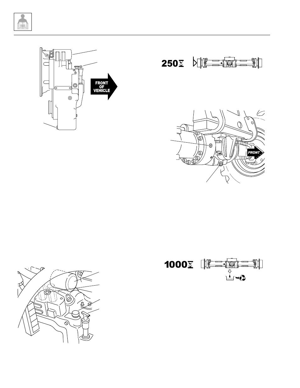 Axle oil -32, See 2 12 11, L (see 2 12 11)   SkyTrak 3606