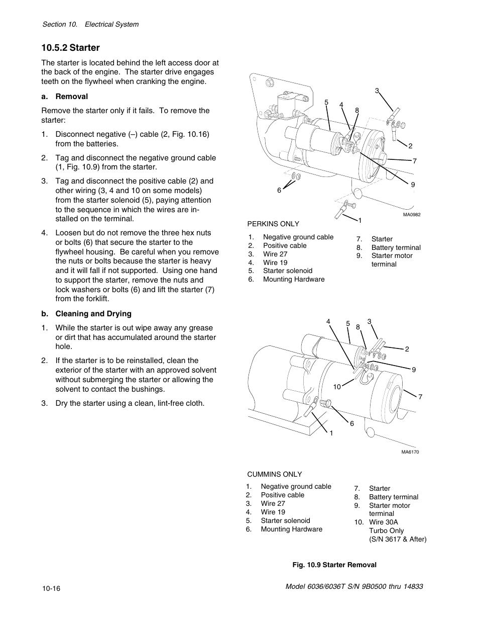 2 Starter Skytrak 6036 Service Manual User Page 278 342 4 Prong Solenoid Wiring Diagram