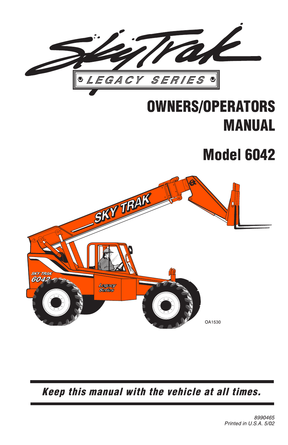 skytrak 6042 operation manual user manual 188 pages rh manualsdir com Skytrak 6036 Hydraulic Parts skytrak 6042 operators manual
