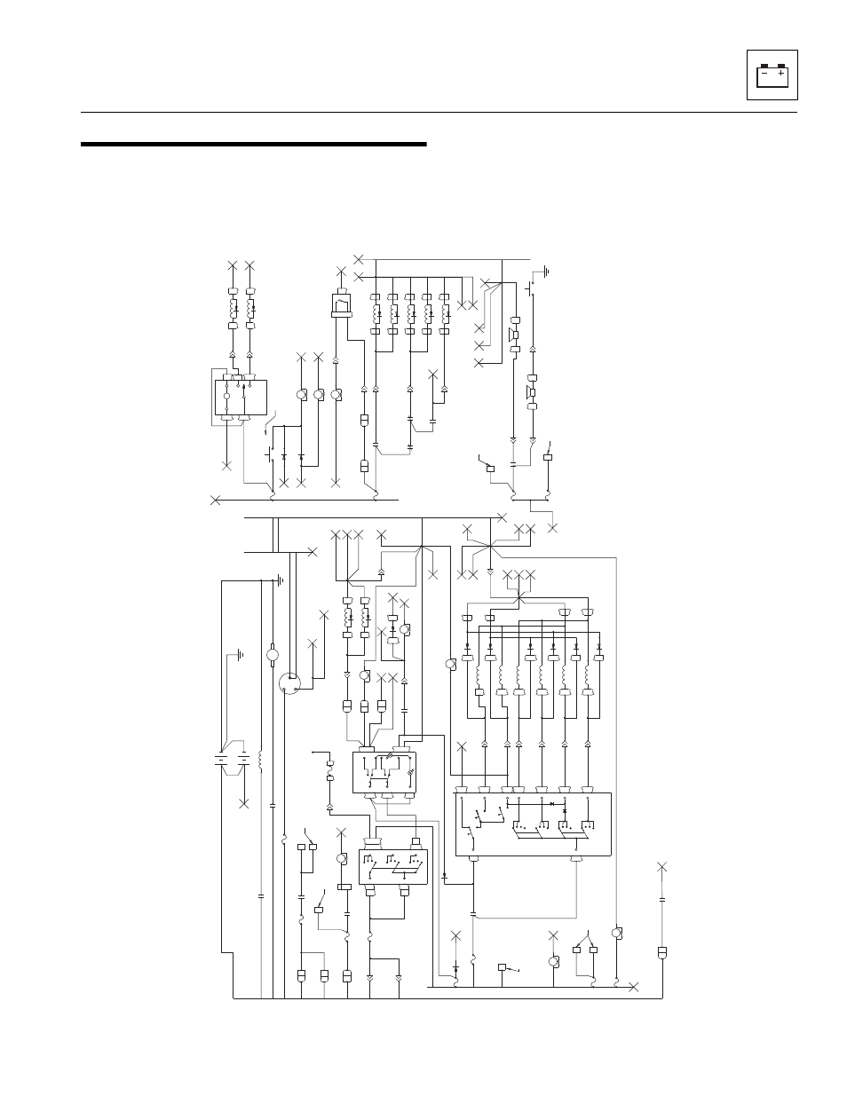 8042 Skytrak Wiring Diagram Case 586g Yale Glp060 5 Electrical System Schematics 1 6036 6042 Schematic On