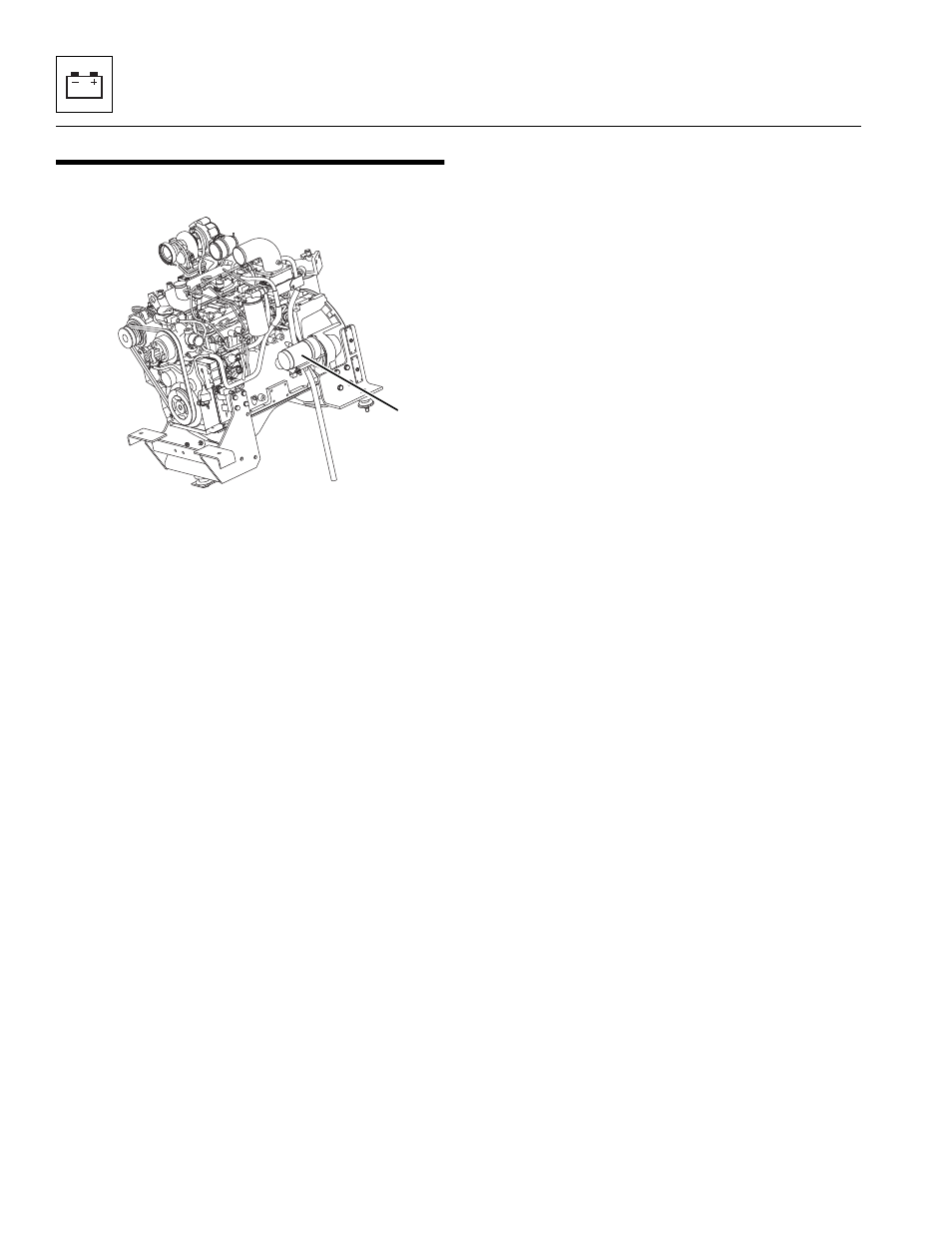 skytrak 8042 service manual page194 6 engine start circuit, 1 starter, engine start circuit skytrak skytrak 6036 wiring diagram at bayanpartner.co