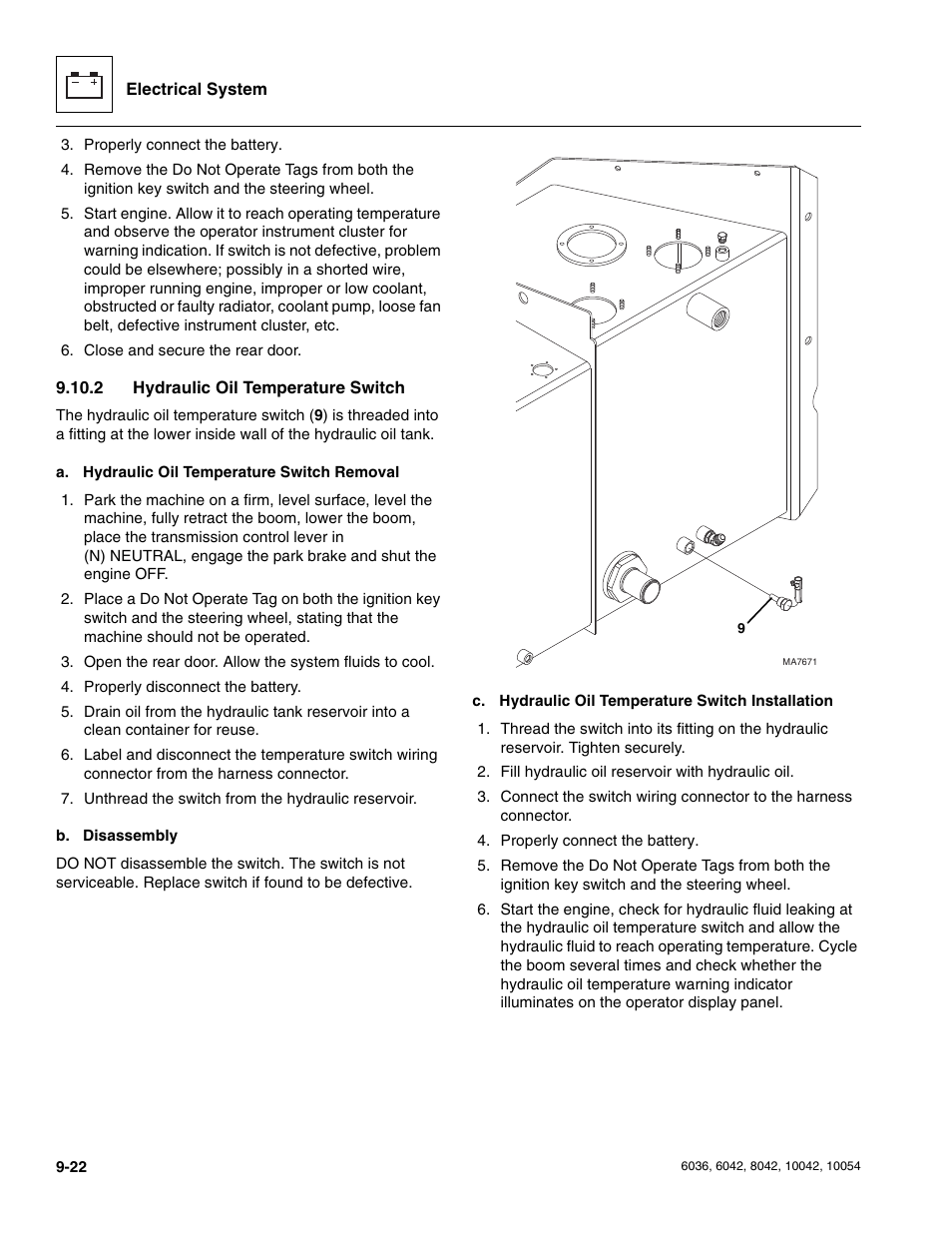 skytrak 6036 service manual page210 skytrak 6036 service manual wiring diagrams wiring diagrams SkyTrak 5028 Weight at gsmx.co