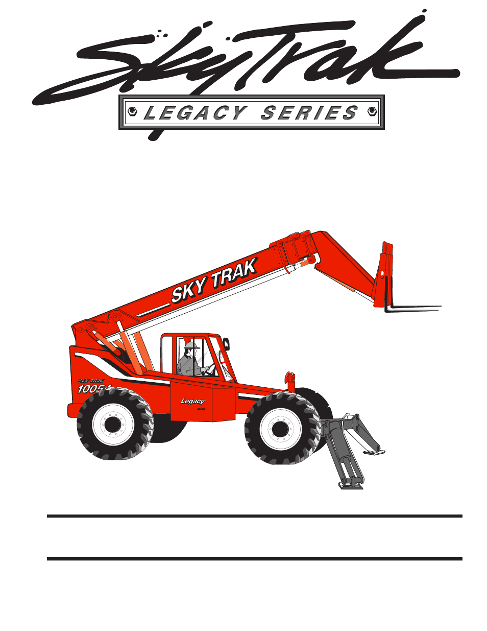 Skytrak 8042 Service Manual User Manual