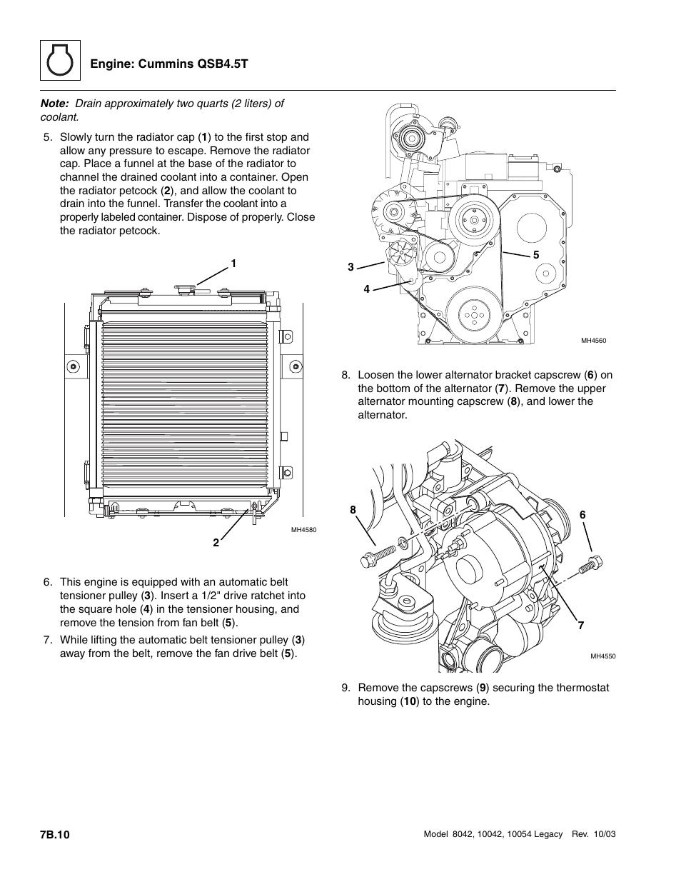 SkyTrak 8042 Service Manual User Manual | Page 377 / 906 | Also for: 10054 Service  Manual, 10042 Service Manual