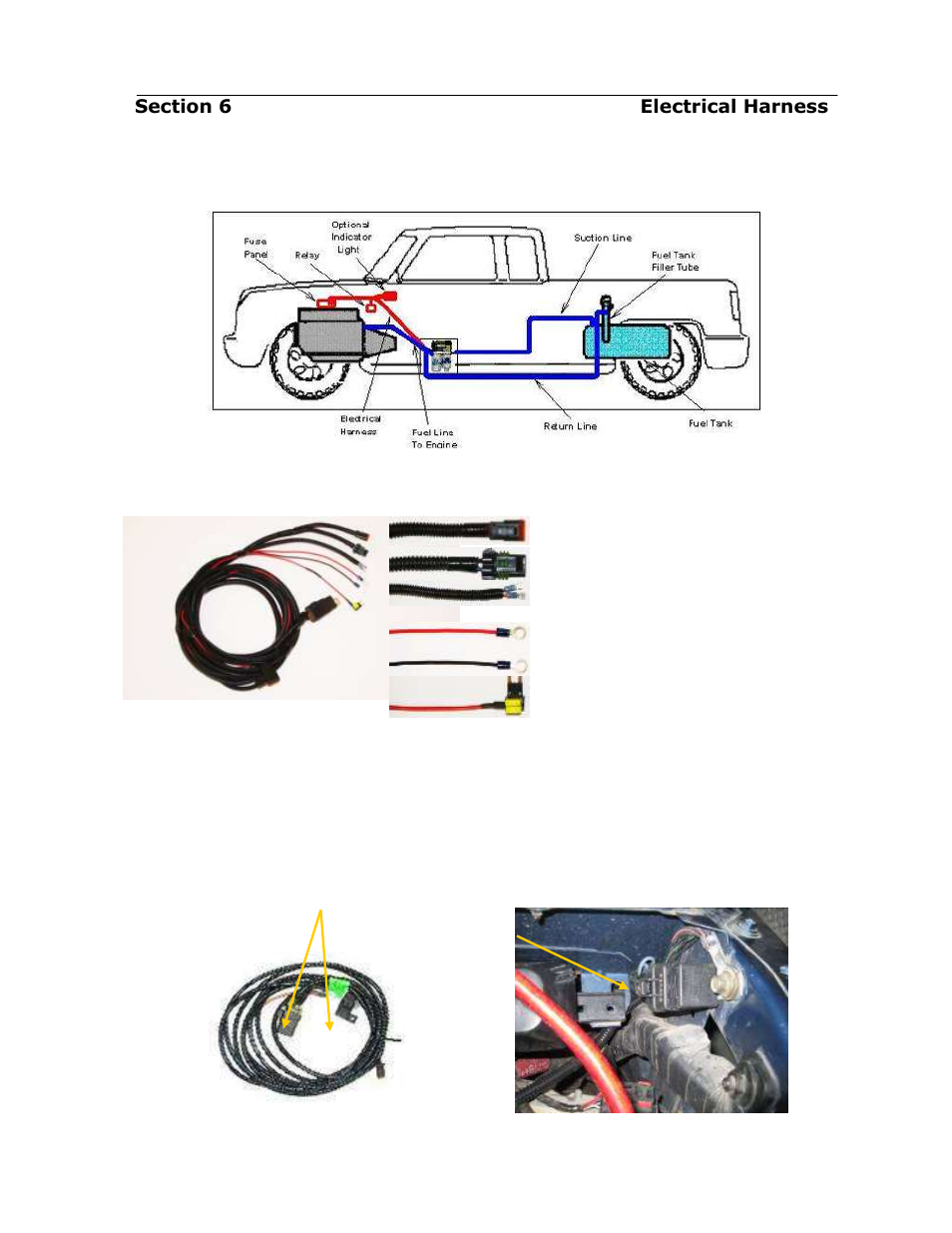 Airdog Wiring Diagrams Diagram Schematics Indicator Light The Is Equipped With A Relay Controlled Harness 2013 Dodge Ram Trailer