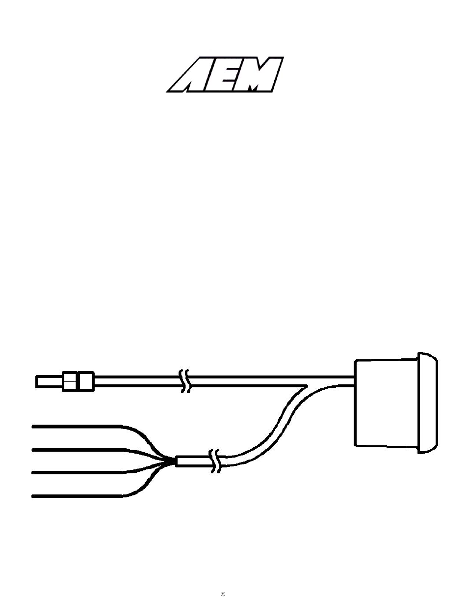 AEM 30-4408 Digital Boost Gauge User Manual | 2 pages | Also for: 30 ...