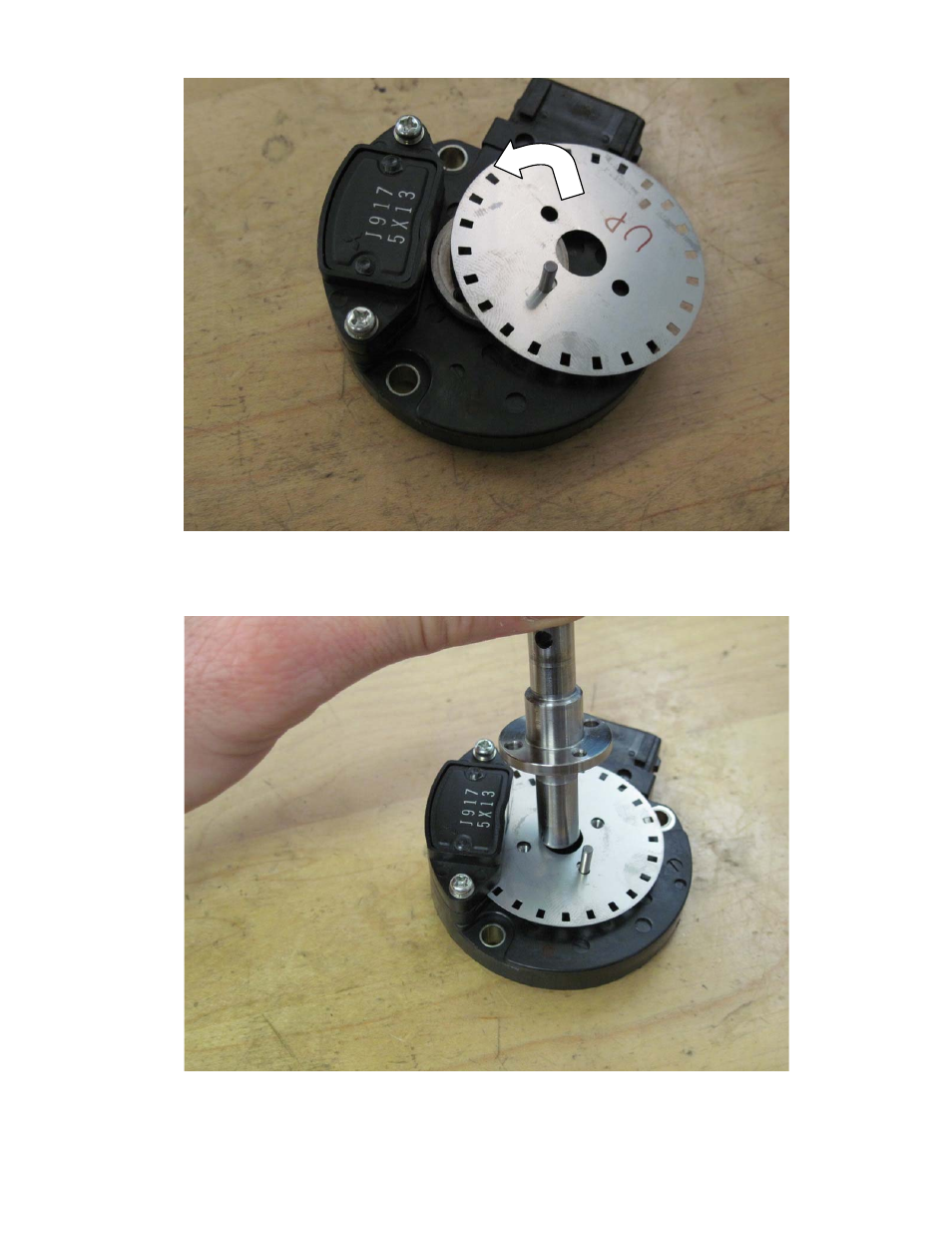 AEM 30-8761 CAS Trigger Disc