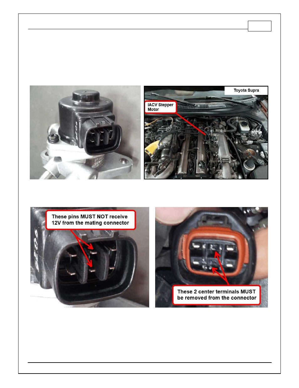 Idle Air Control Valve Requirements Aem 30 71xx Infinity Stand Unipolar Stepper Schematic Alone Programmable Engine Mangement System Full Manual User Page 355 408