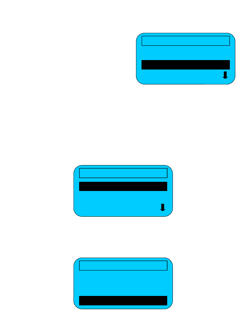 Vehicle info menu | SCT X3 ECONOMIZER (Ford 3030) User