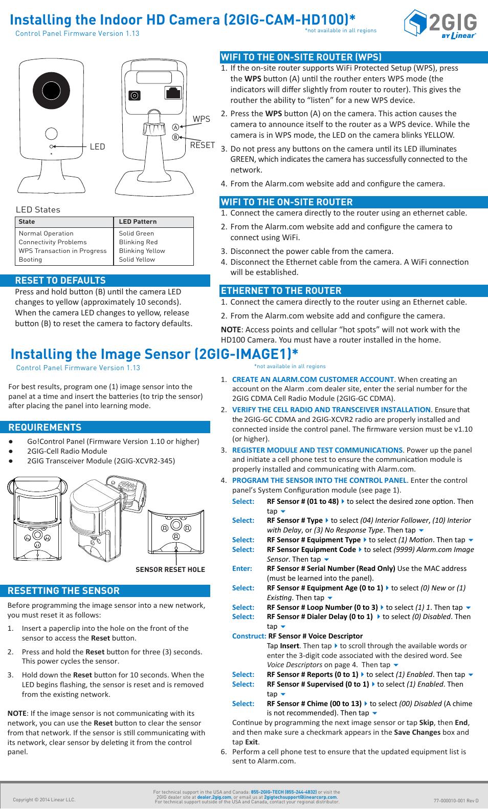Floodlight Cam Installation Step 2 Manual Guide