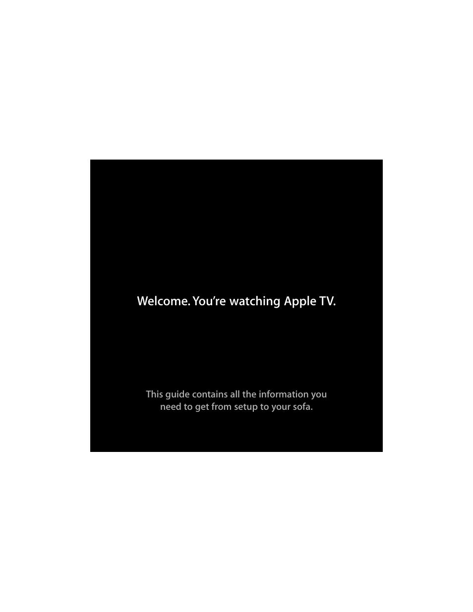 apple tv 1st generation user manual 40 pages rh manualsdir com 3rd Generation Apple TV 5th Generation Apple TV