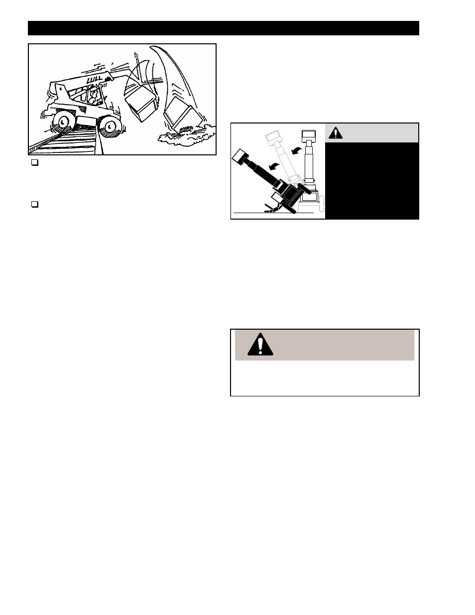 Warning, General operating procedures, Safely placing the load | Lull 644B Operation  Manual User Manual | Page 28 / 42