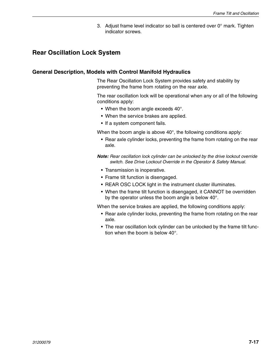 Lull 1044c-54 series ii service manual user manual | page 208.
