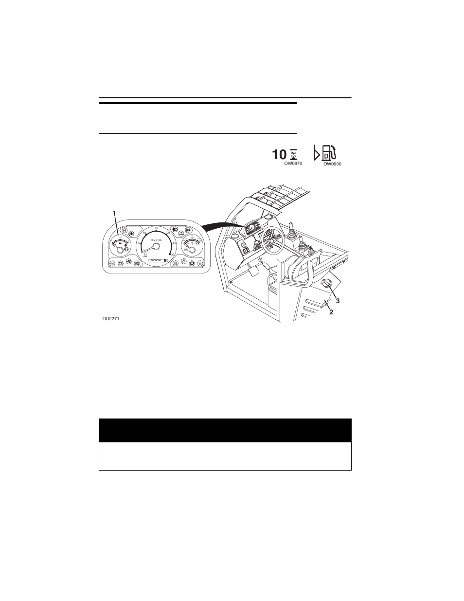 5 operator maintenance instructions, Fuel system, 5 operator maintenance  instructions -8 | Lull 944E-42 Operation Manual User Manual | Page 116 / 150