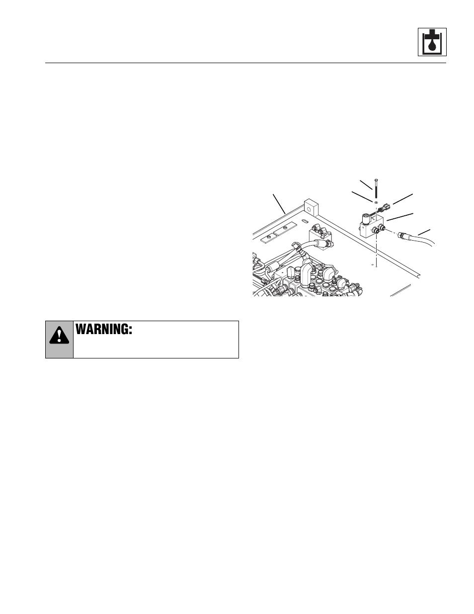 warning lull 944e 42 service manual user manual page 447 846 rh manualsdir com Lull 644 Load Chart Lull 644 Weight