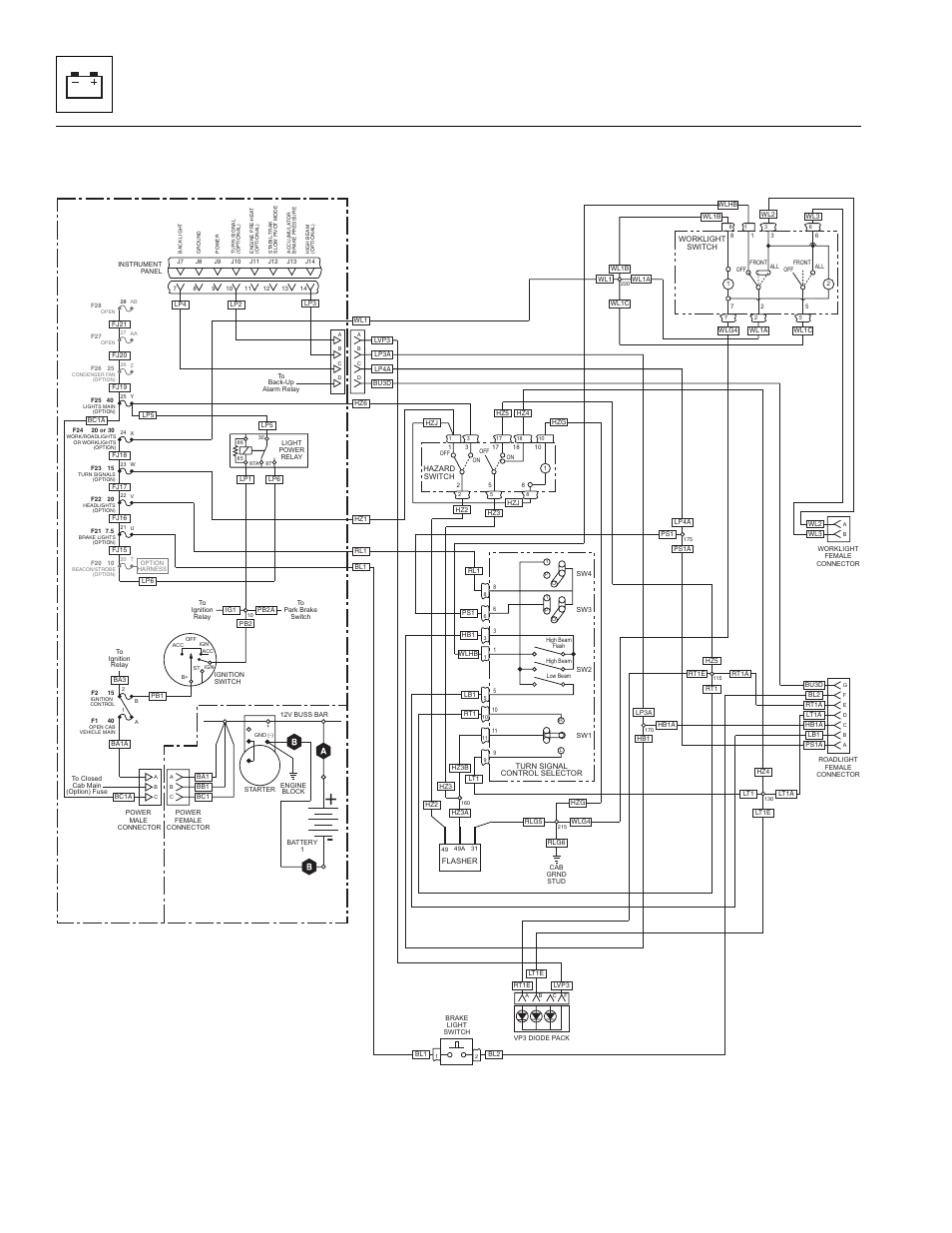 Lull 644b 42 Wiring Diagram Electrical Diagrams Schematic Motrec