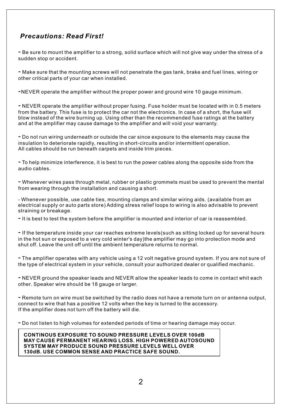 bassworx ba150 2 user manual page 3 16 original mode also rh manualsdir com Manuals in PDF Instruction Manual Book