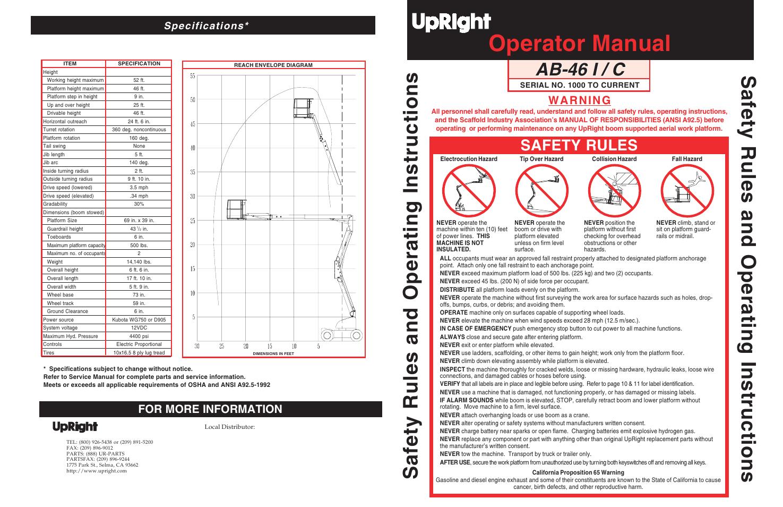 kubota wg750 manual