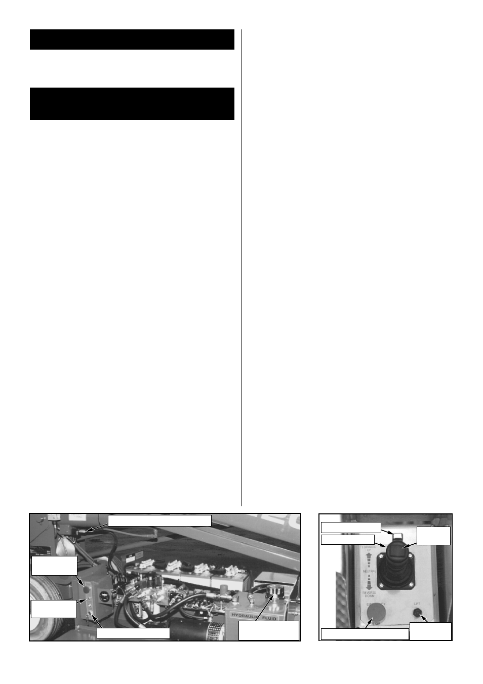 Introduction, Pre-operation and safety inspection | Snorkel SL20-sn5800-9299  User Manual | Page 3 / 32