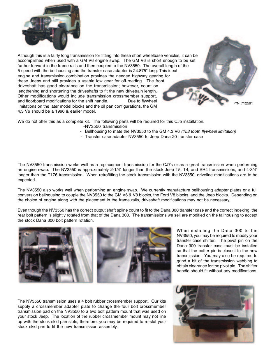 How A Transfer Case Works Cj5 Frame Repair Cj7 Jeeps Advance Adapters Ax15 User Manual Page 51 57
