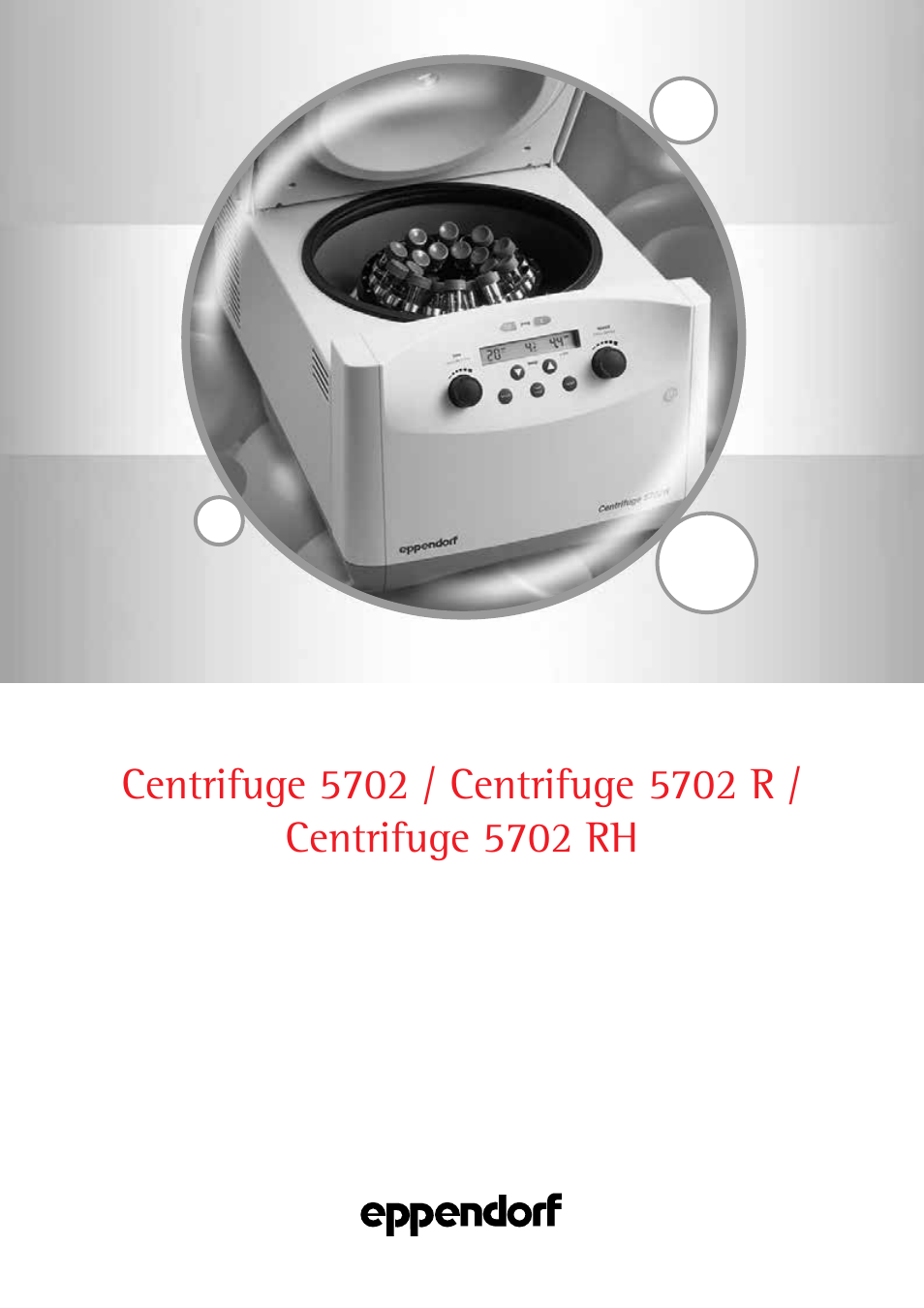 eppendorf 5702 rh centrifuge user manual 27 pages also for 5702 rh manualsdir com 5702 Eppendorf 5415D eppendorf centrifuge 5702 service manual pdf