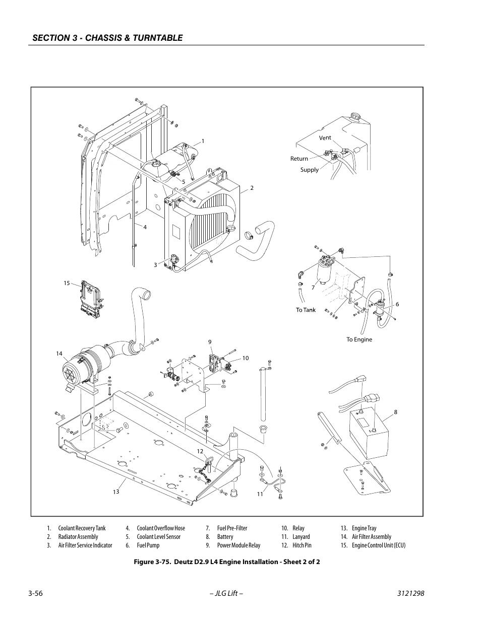Jlg 660sj Service Manual User Manual
