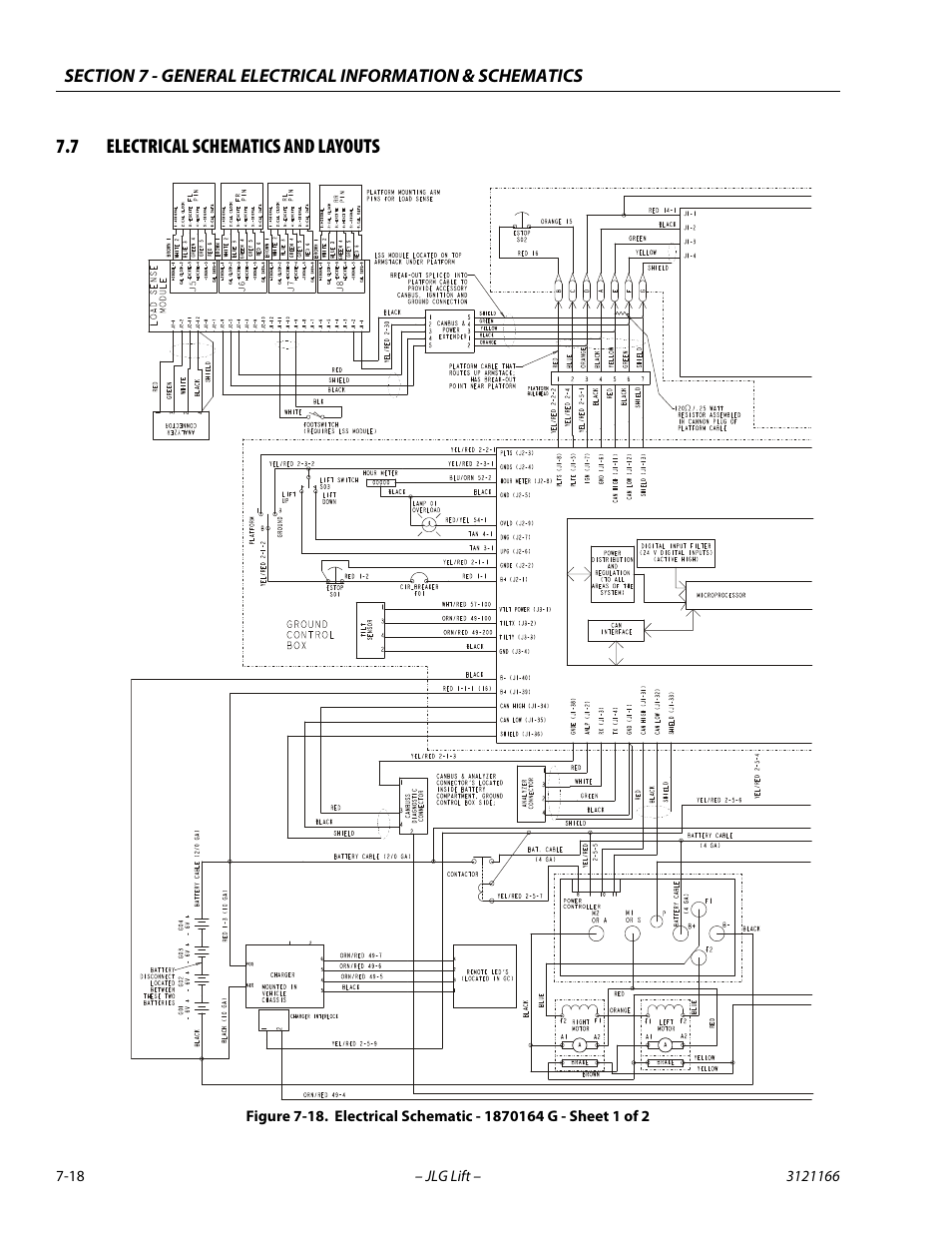 Jlg model 40 wiring diagram
