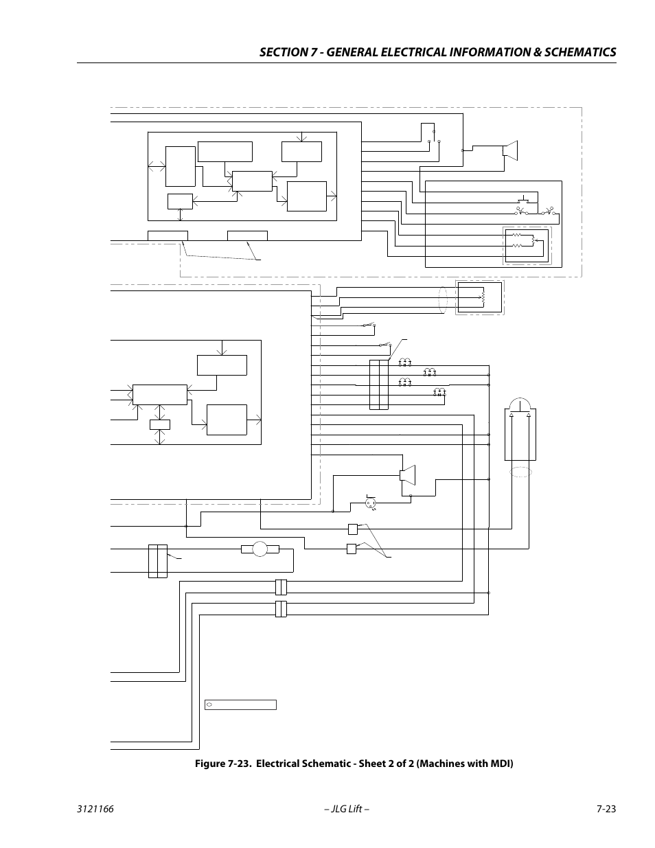 Jlg 40e Battery Wiring Diagram House Wiring Diagram Symbols Source ·  joystick jlg 3246es service manual user manual page 199 222 rh manuair com  Heavy Duty ...