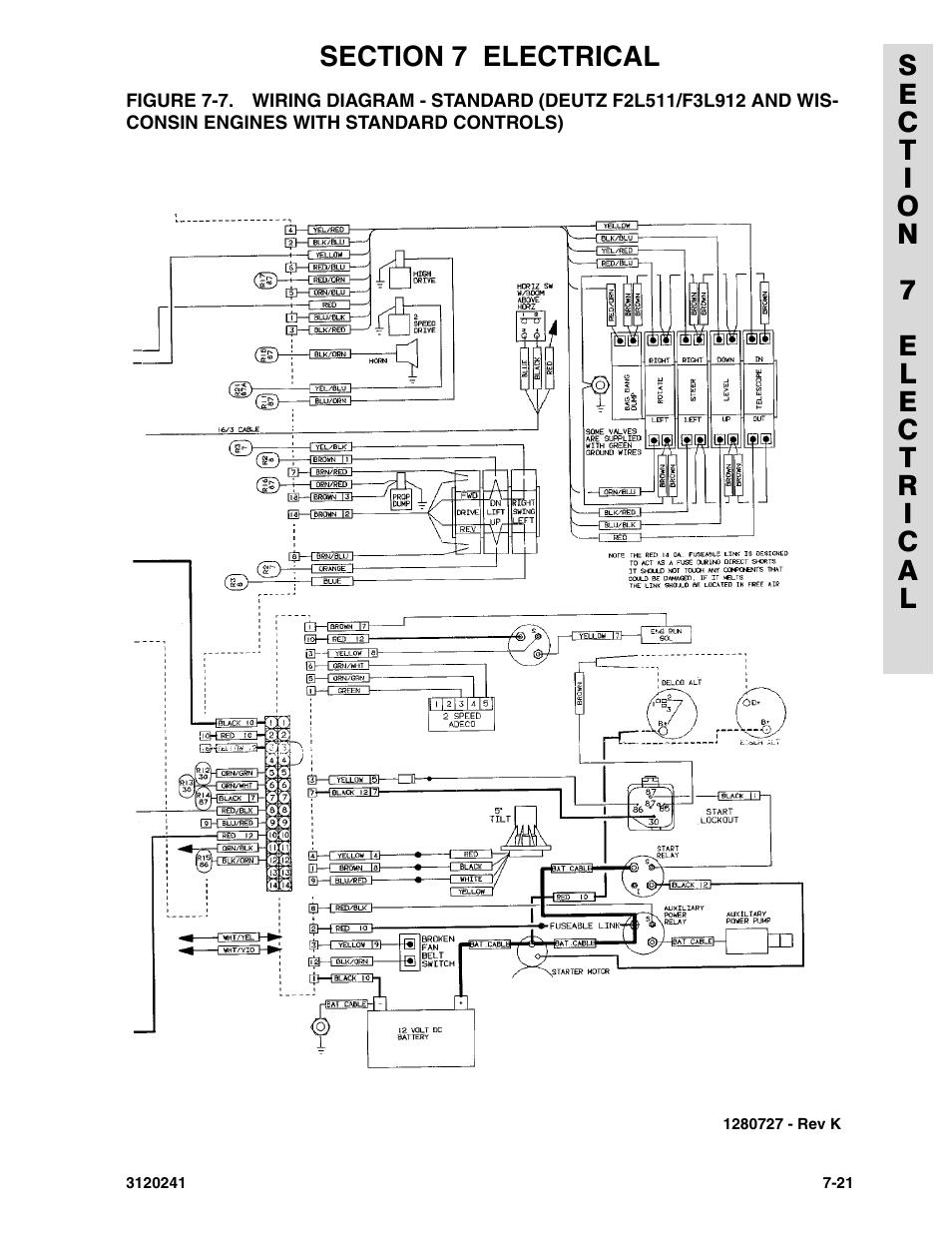 jlg 40h wiring diagram - merco wiring diagram for wiring diagram schematics  wiring diagram and schematics