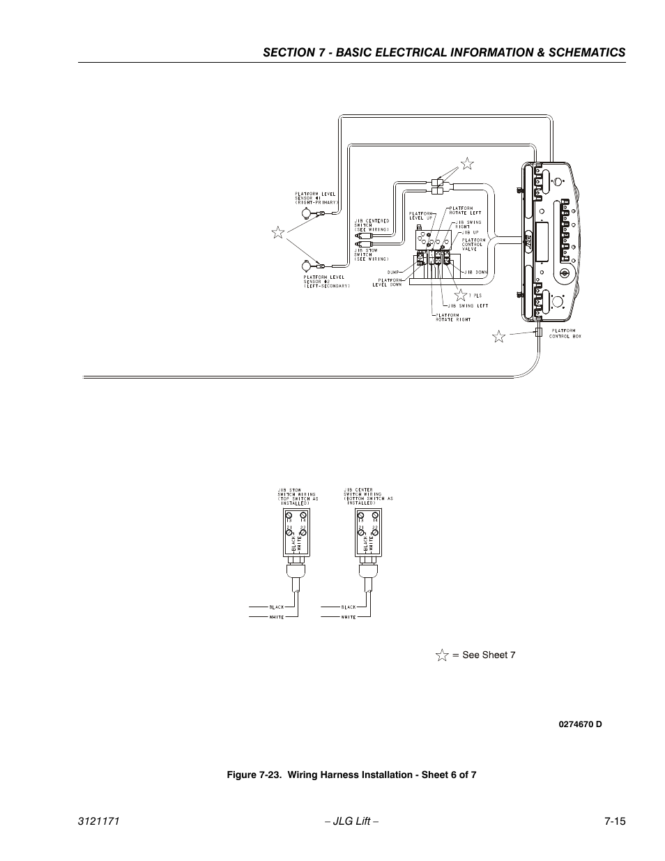 Wiring Harness Installation - Sheet 6 Of 7