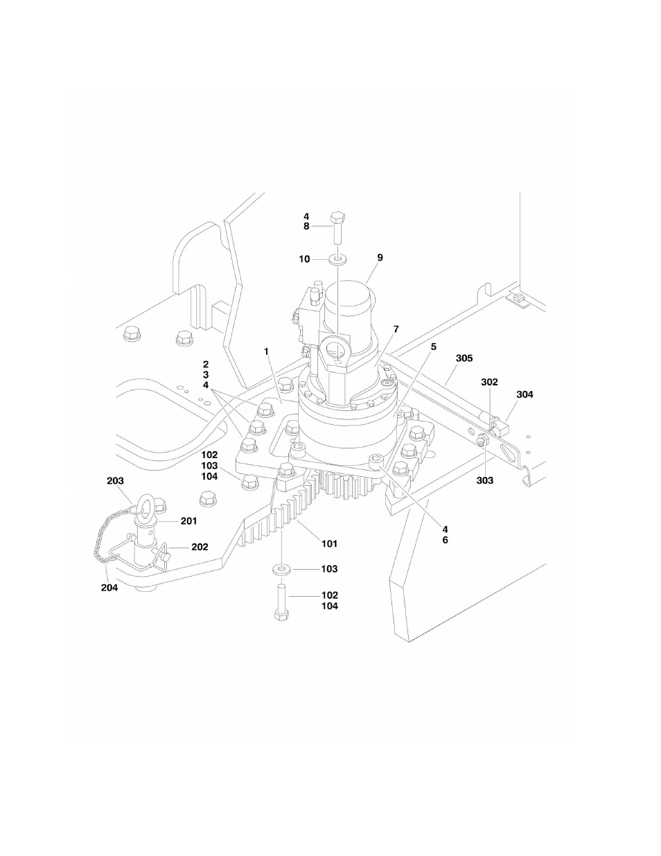 jlg 600s repair manual