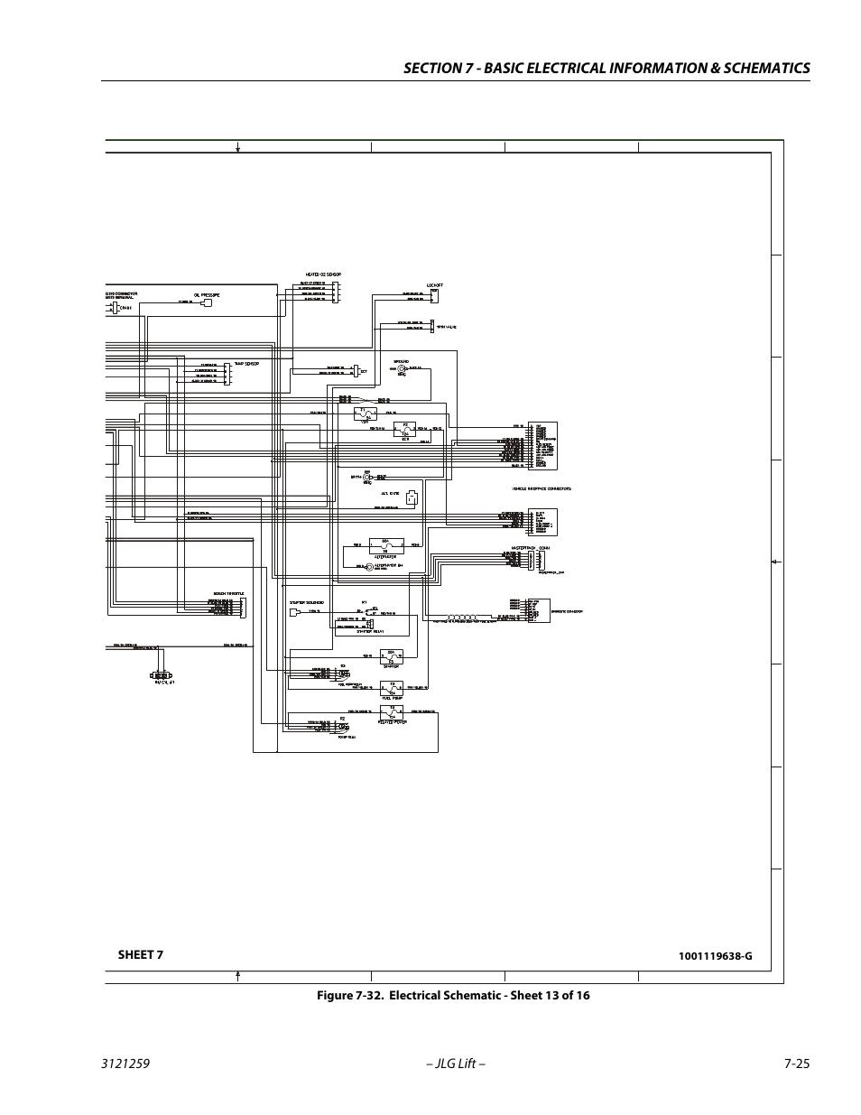 jlg 1932e2 wiring diagram electric wetjet wiring diagram  jlg 35 electric service manual wiring diagrams wiring] with 28 jlg 340aj service manual page339