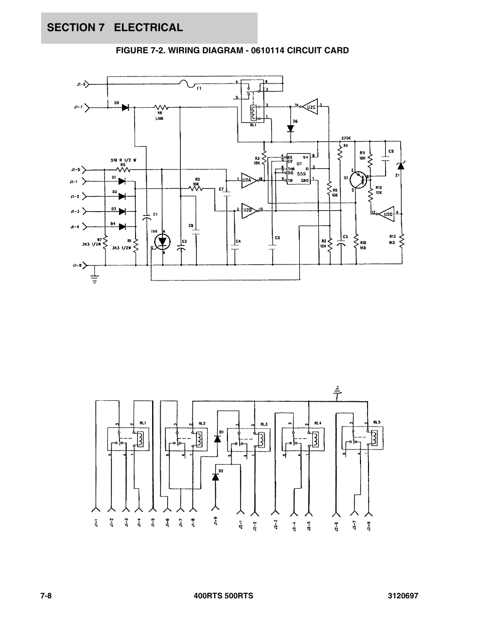 Ansi Wiring Diagram Format And Ebooks Waterscape Property Layout Along With Honda Motorcycle Diagrams Figure 7 2 0610114 Circuit Card Jlg Electrical Symbols Activity