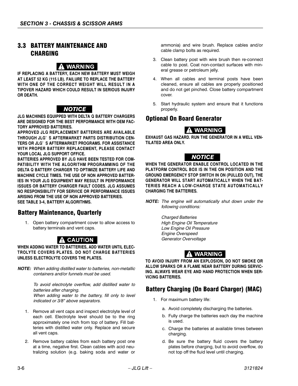 Hydraulic Generator Maintenance Manual Block Diagram System Black And White Tv